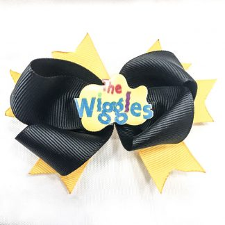 Fancy hair Boutique bows the Wiggles