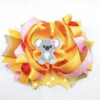 Fancy hair Boutique bows the Koala