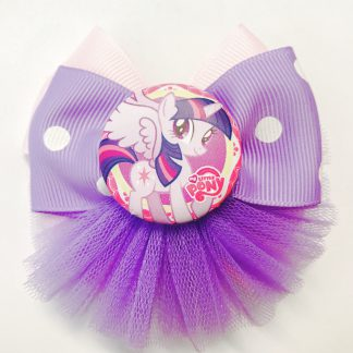 Fancy Hair accessories tulle style My little pony Twilight Sparkle