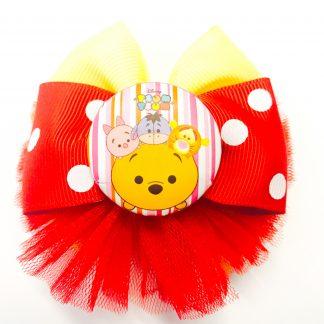 Fancy Hair accessories Clip Tsum Tsum Winnie the Pooh